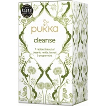 Pukka Cleanse Herbal Tea x 20 bags