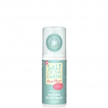 Salt of The Earth Pure Aura Melon & Cucumber Natural Deodorant Spray 100ml