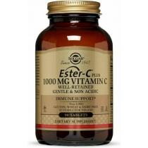 Solgar Ester-C Plus 1000 mg Vitamin C Tablets - Pack of 90