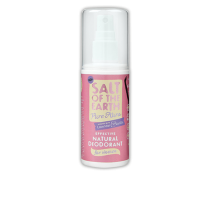 Salt of the Earth Pure Aura Lavender & Vanilla Natural Deodorant Spray 100ml