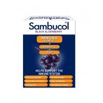 Sambucol Immuno Forte Capsules 30 Caps