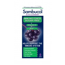 Sambucol Immuno Forte Sugar-free formula 120ml