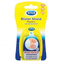 Scholl Blister Shield Mixed 2 Large & 2 Small & 1 Toe