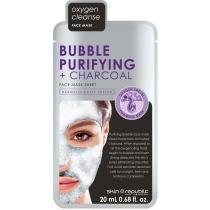 Skin Republic Bubble Purifying + Charcoal Face Mask 20ml