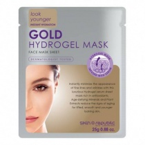 Skin Republic Hydrogel Gold Face Mask 25ml