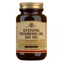 Solgar Evening Primrose Oil 500 mg Softgels - Pack of 180