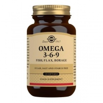 Solgar Omega 3-6-9 Softgels - Pack of 120