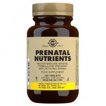 Solgar Prenatal Nutrients Tablets - Pack of 120
