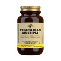 Solgar Vegetarian Multiple Vegetable Capsules - Pack of 90