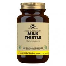 Solgar Milk Thistle Vegetable Capsules - Pack of 100