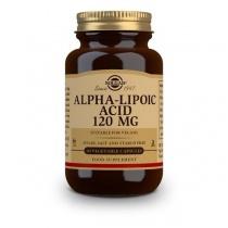 Solgar Alpha-Lipoic Acid 120 mg Vegetable Capsules - Pack of 60