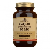 Solgar CoQ-10 30 mg Softgels - Pack of 30