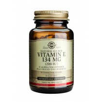 Solgar Vitamin E 134mg (200IU) 50 V Softgels