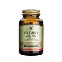Solgar Vitamin E 268mg (400IU) 50 V Softgels