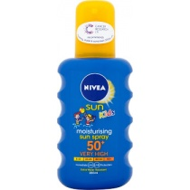 NIVEA SUN Kids Moisturising Sun Spray 50+ 200ml