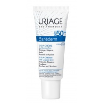 URIAGE BARIEDERM REPAIRING CICA-CREAM WITH Cu , Zn SPF50 40ml