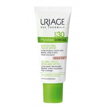 URIAGE HYSÉAC 3-REGUL  TINTED GLOBAL SKIN-CARE SPF30 40ml