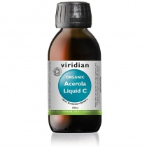 Viridian Organic Acerola Liquid C 100ml