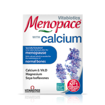 Vitabiotics Menopace Calcium 60 Tablets