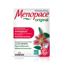 Vitabiotics Menopace Original 90 Tablets