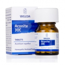 Weleda Aconite 30 Tablets 125 tab