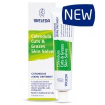 Weleda Calendula Cuts & Grazes Skin Salve 25g