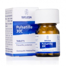 Weleda Pulsatilla 30 Tablets 125 tab