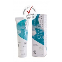 YES WB Water Based Organic Personal Lubricant 50ml