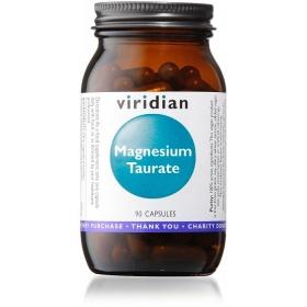 Viridian Magnesium Taurate Veg Caps 90caps