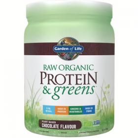 Garden Of Life Raw Organic Protein & Greens Chocolate 458g
