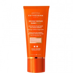 Esthederm Bronz Repair Sunkissed Face Care - Moderate 50ml