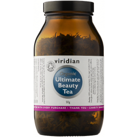 Viridian Ultimate Beauty Organic Tea 50g