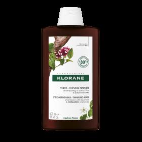 Klorane Klorane Strength Tired Hair & Fall Shampoo with Quinine and Edelweiss Organic 400ml