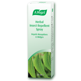 A. Vogel Herbal Insect Repellent Spray 50ml