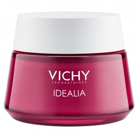 Vichy Idéalia Smoothness & Glow - Energizing Cream for Normal to Combination Skin 50ml