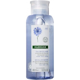 Klorane Floral Water Make-up Remover with Cornflower 400ml