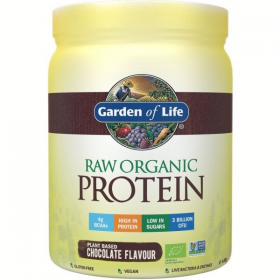 Garden Of Life Raw Organic Protein Chocolate 498g