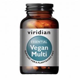 Viridian Essential Vegan Multivitamin 90 Caps