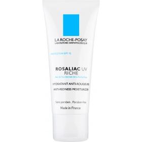 La Roche-Posay Rosaliac UV Riche Fortifying Anti-Redness Moisturizer SPF15, 40ml