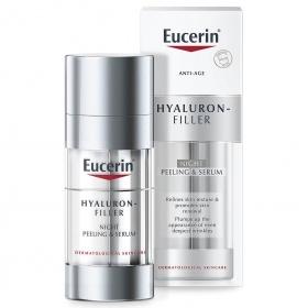 Eucerin Hyaluron-Filler Night Peeling & Serum (30ml)