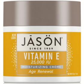 Jason Vitamin E Cream 25,000 IU Age Renewal 113g
