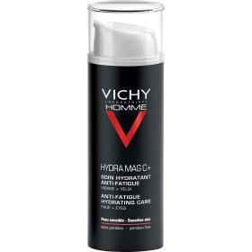 Vichy Homme Hydra Mag C+ Anti-Fatigue Hydrating Care 50ml