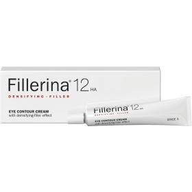 Fillerina 12HA Densifying-Filler Eye Contour Cream Grade 3 - 15ml