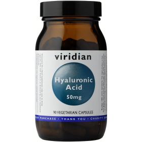 Viridian Hyaluronic Acid 50mg Veg Caps 90caps