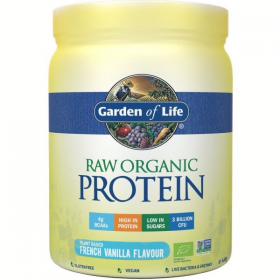Garden Of Life Raw Organic Protein Vanilla 468g