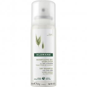 Klorane Ultra-Gentle Dry Shampoo With Oat Milk 50ml