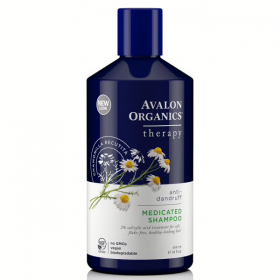 Avalon Organics Anti-Dandruff Medicated Shampoo 414ml