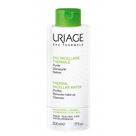 URIAGE THERMAL MICELLAR WATER FOR COMBINATION SKIN 500ml