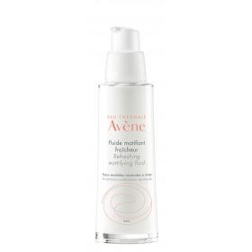 Avene Les Essentiel Refreshing Mattifying Fluid - For Normal to Combination Sensitive Skin 50ml