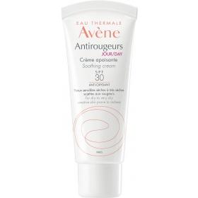 Avene Antirougeurs Day Soothing Cream SPF30, 40ml